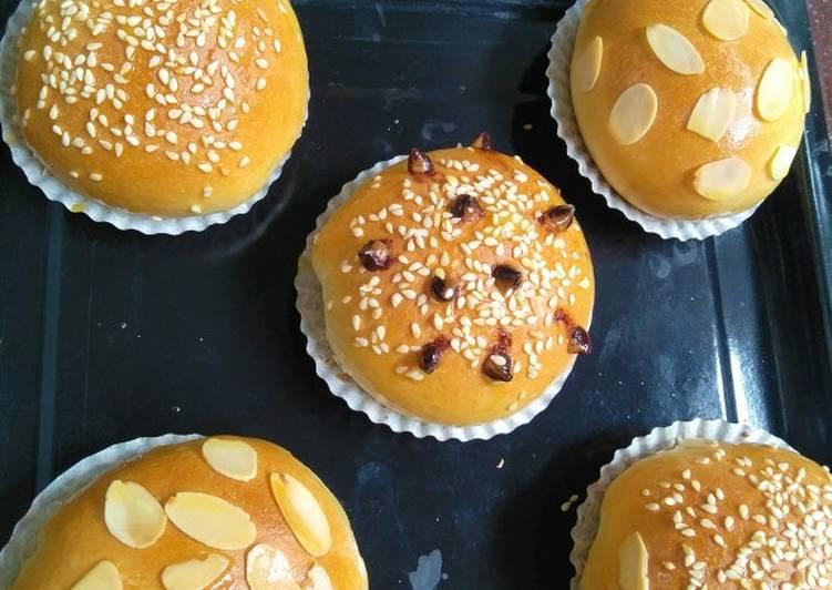 Roti Manis Lembut metode yudane