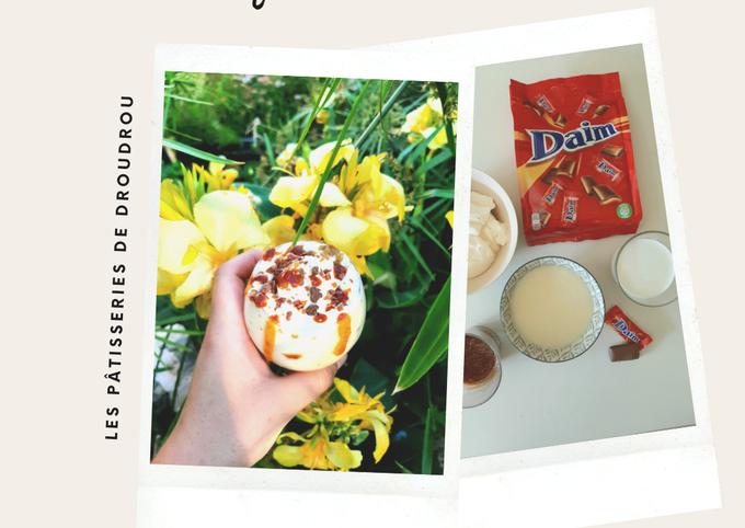 Mcflurry™ Daim - Caramel 🍨