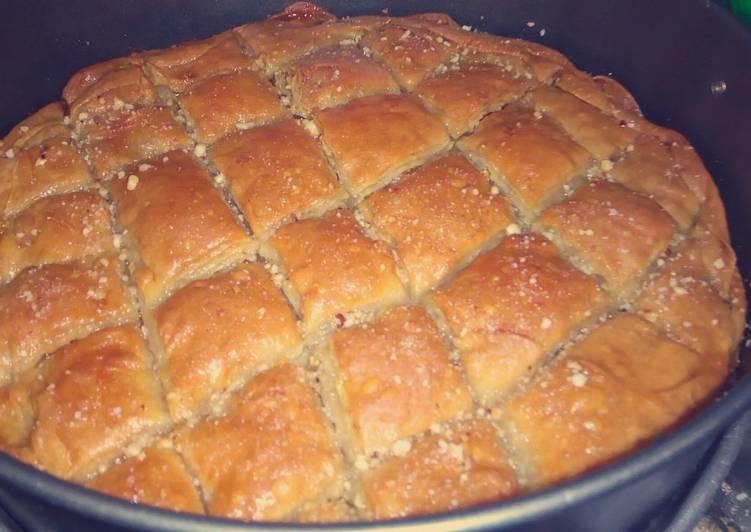 Baklava #bakingcontest