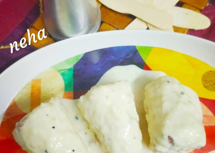 Leftover sweets turns into Mawa kulfi