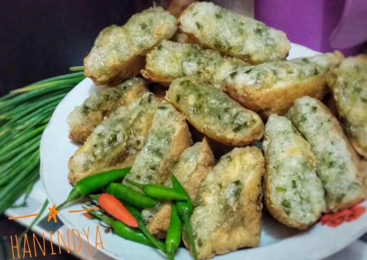 Resep Tahu Aci Khas Tegal oleh Hanindya - Cookpad