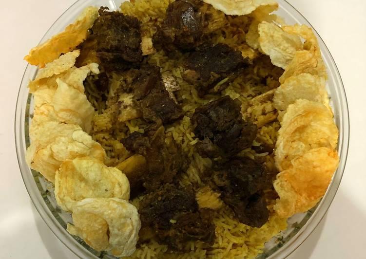 Nasi Kebuli Iga Sapi - cookandrecipe.com