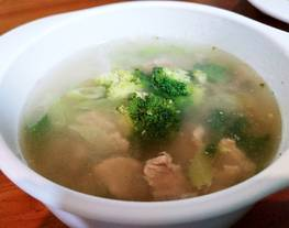 Sup Daging Sapi (bisa untuk balita / toddler)