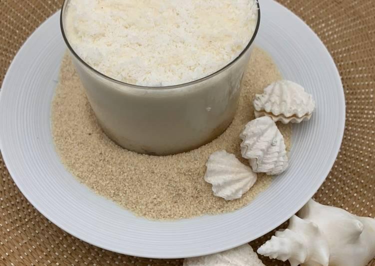 Tiramisu noix de coco