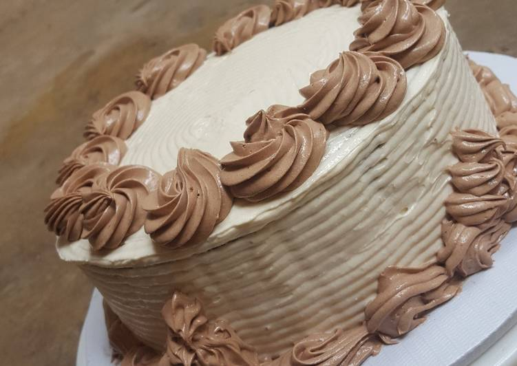 Recipe: Appetizing Chocolate whipped cream frosting