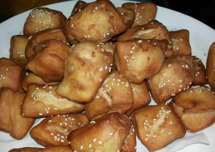 Roti Goreng Wijen