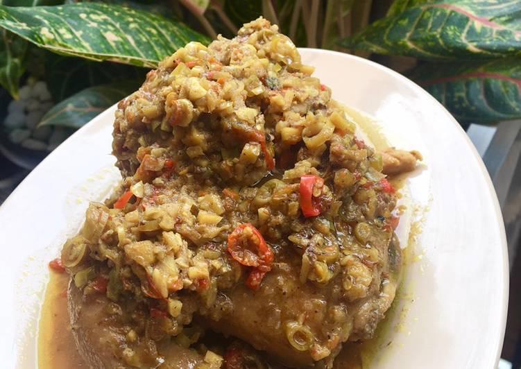 Ayam betutu (gilimanuk)
