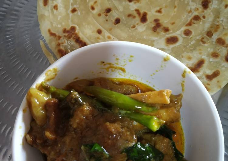 What is Dinner Ideas Winter Kerala style mutton curry