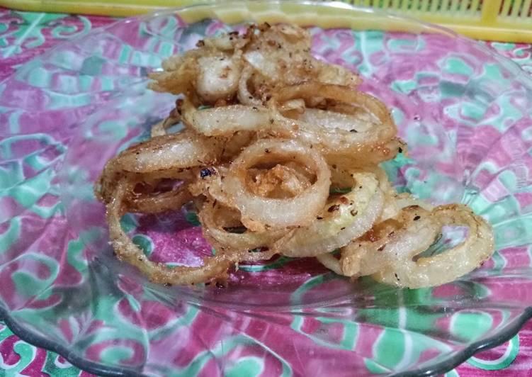 8. Onion Ring Original