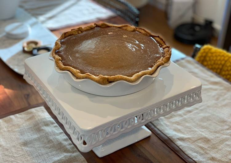 Pumpkin Pie, Winter Luxury