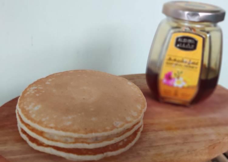 Resep Pancake ala hotel bintang 5 Terbaik