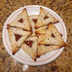 Empanadas árabes de mi cuñado