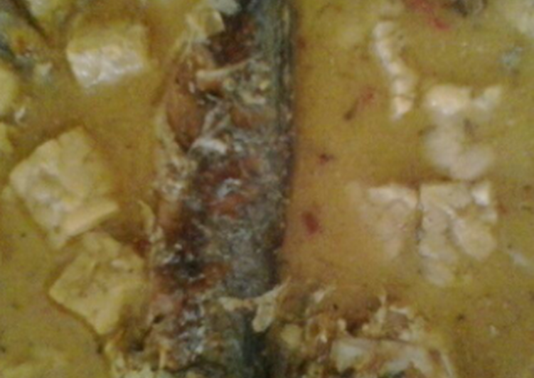 Tempe Ikan kembung