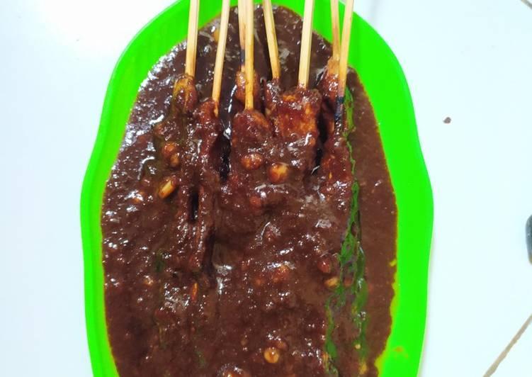 Sate ayam Madura (sukses) - cookandrecipe.com