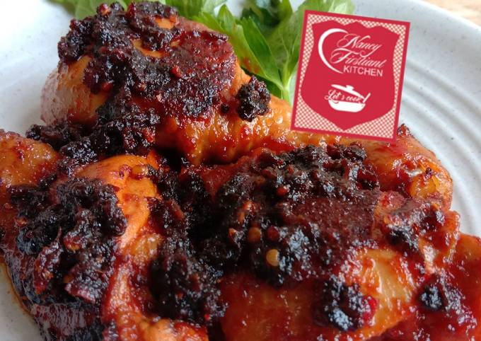 331. BUMBU MERAH Ayam Bakar