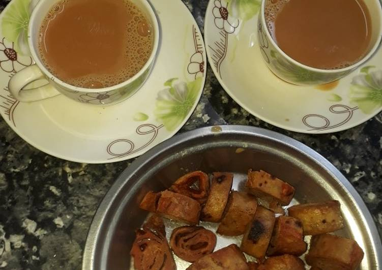 Grandmother's Dinner Ideas Favorite Chappati patra