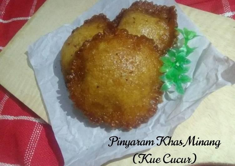 Pinyaram Khas Minang (Kue Cucur)