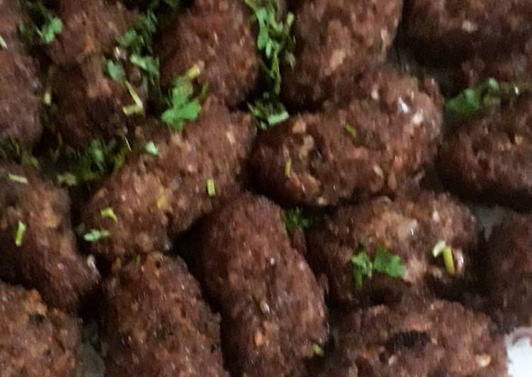 Your Overall Health Can Be Effected By The Foods You Decide To Eat Bajra or qeema ke kababs