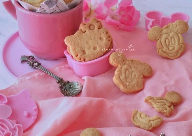 Crunchy Cookies Fancy - cookandrecipe.com