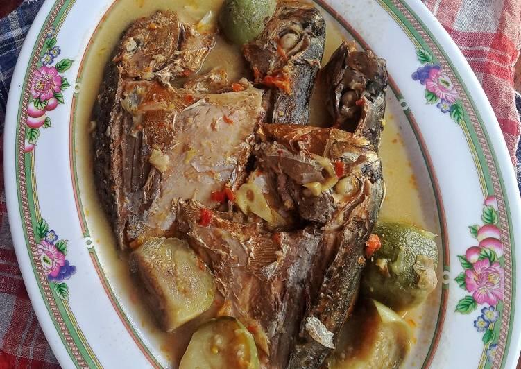 Resep Ikan Semar Kuah Santan Yang Sempurna Best Recipes