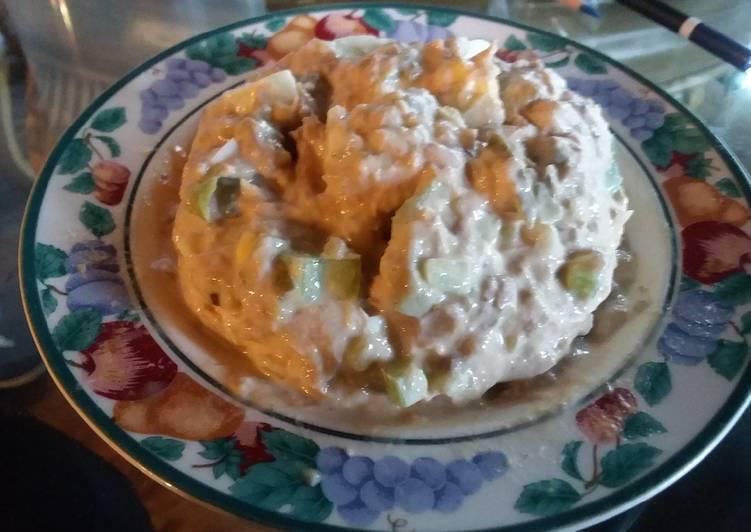 My Cuzzo's Jonzo! (Tuna Salad)