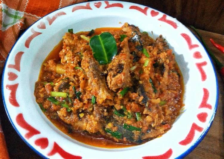 Resep Pindang Tongkol Bumbu Rica-rica (PR2_recookindryhapsari), Lezat Sekali