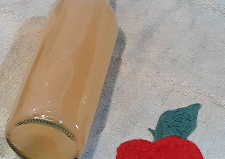 Infusion de canela y jengibre