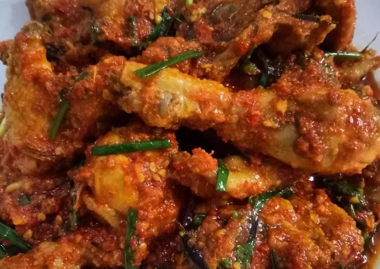 Resep Ayam Rica Rica Khas Manado Oleh Suyanti Lie Cookpad