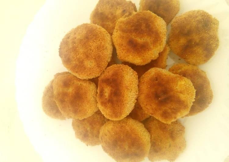 Ricetta Polpette di fave al forno