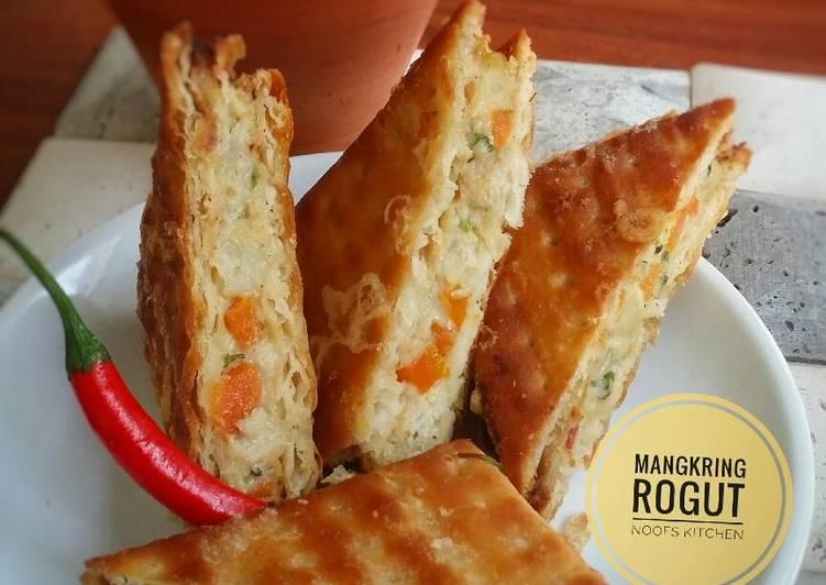 Resep Gabin Goreng Mangkring Rogut Oleh Noof S Kitchen Cookpad