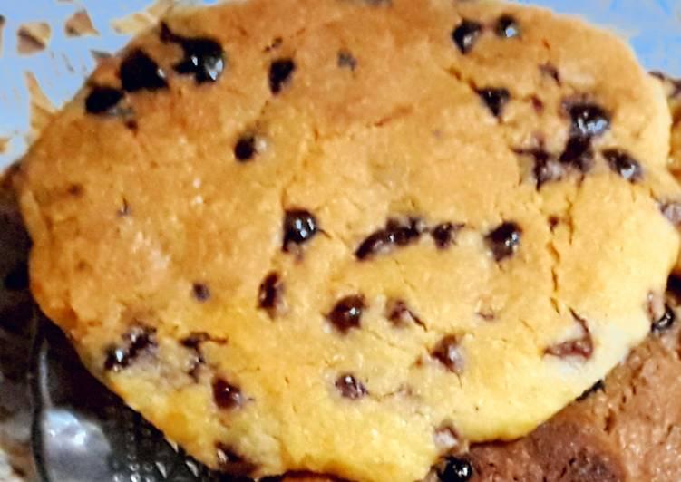 Choco Shortbread