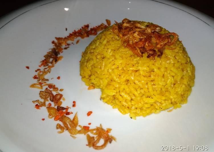 Resep Nasi Kebuli Anti Gagal