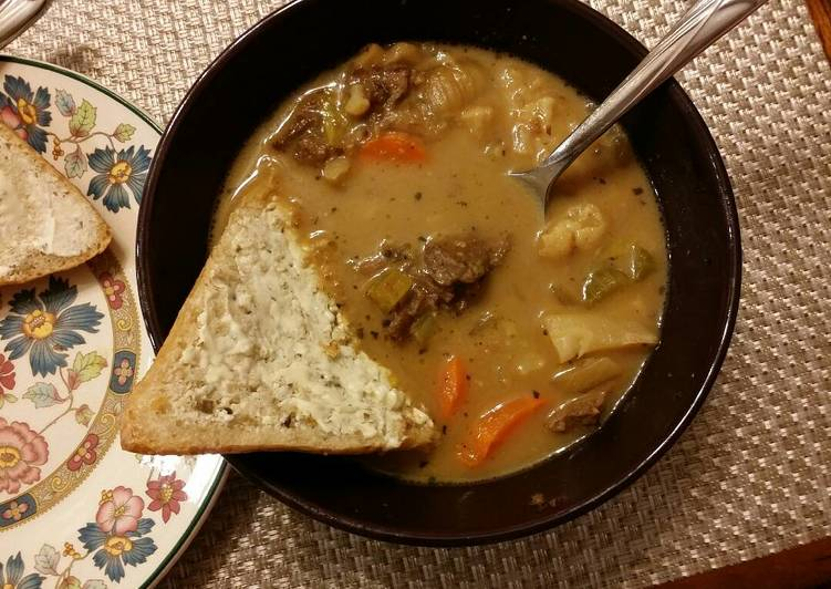 Beef Stew (tomato free, potato free), Help Your To Be Healthy And Strong with Food