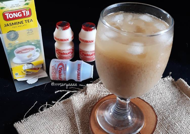 Ice Tea Yakult