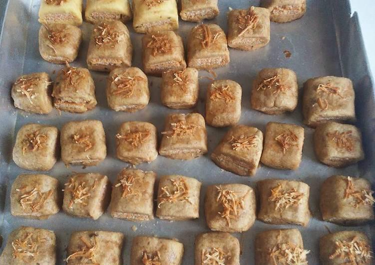 Resep Wafer Cookies Milo 😋 yang Lezat