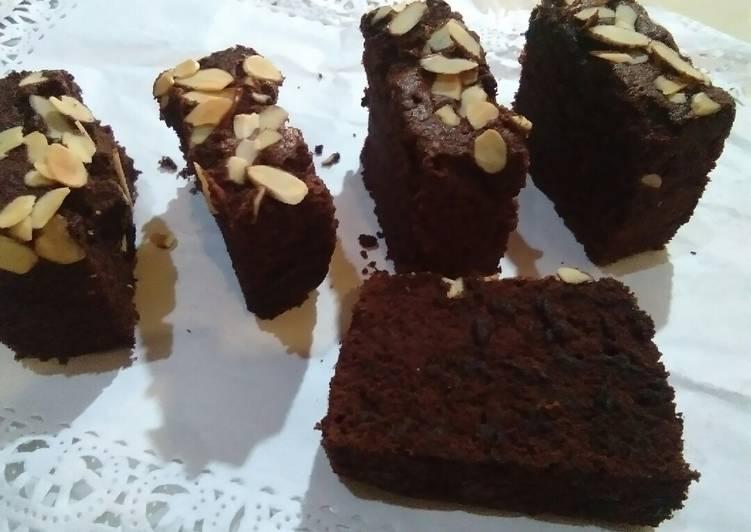 Brownies panggang irit lembut moist by.Kheyla's kitchen