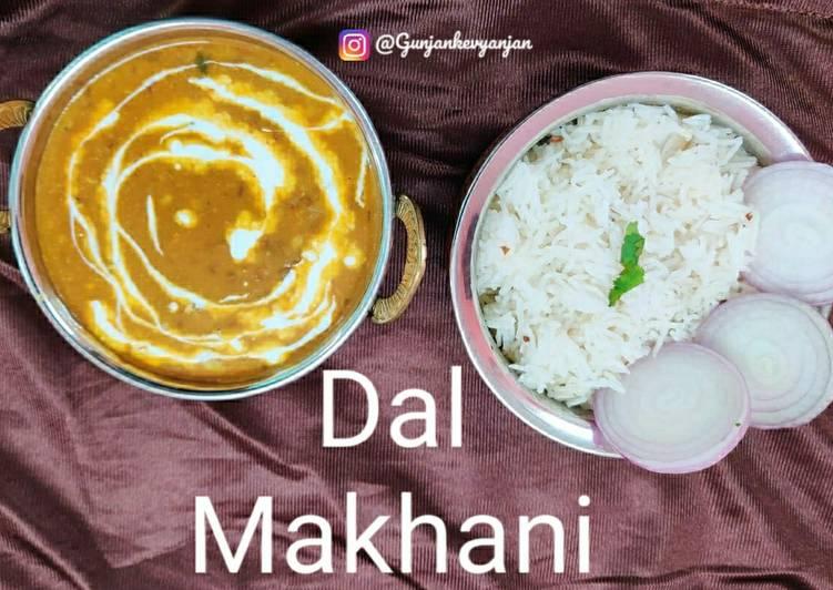 15 Minute Easiest Way to Make Quick Dal Makhni
