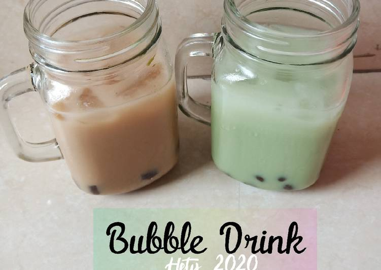 Bubble Drink