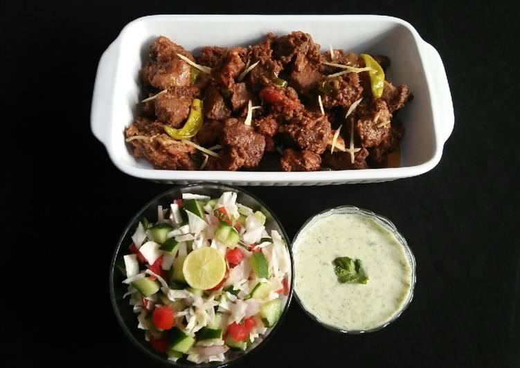 Beef Shinwari Karahi🍲😋