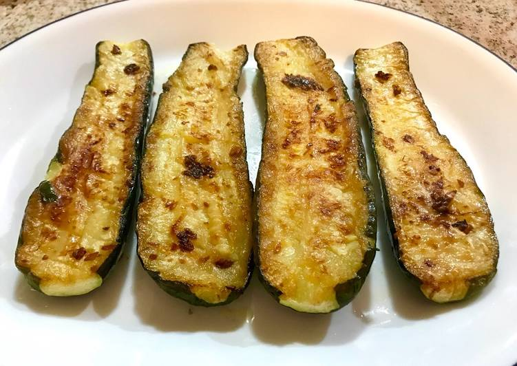 New Secret Roasted Zucchini Free Download