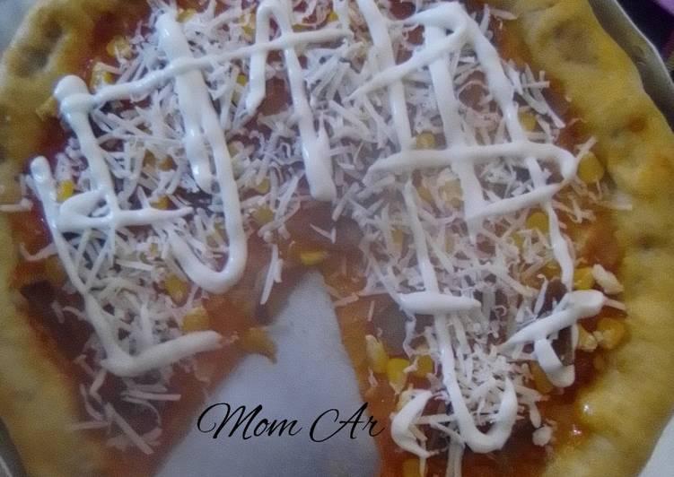 Resep Pizza Anti Gagal