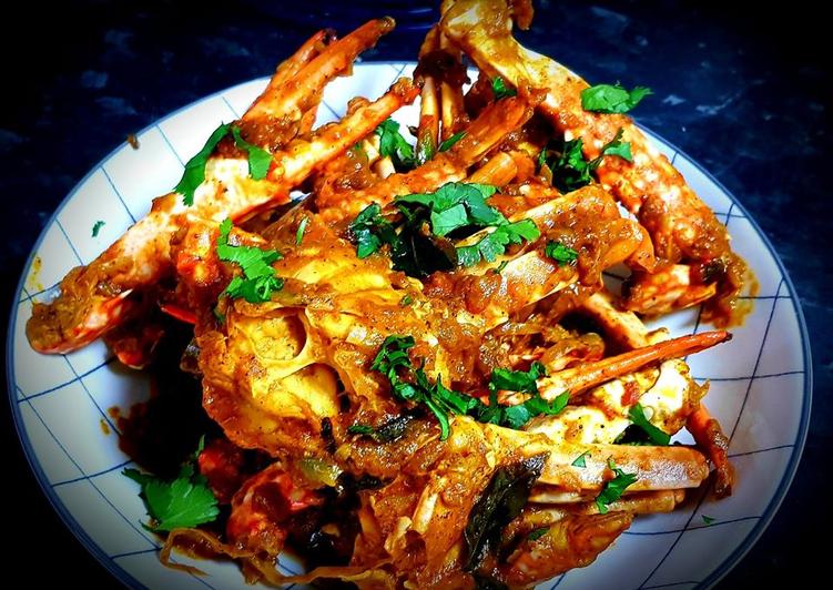 Recipe: Delicious Super Crab Fry