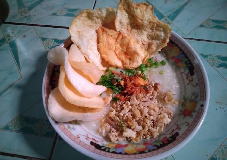 Bubur Ayam chinese