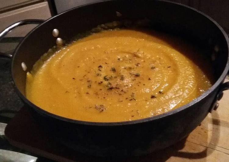 Potage de Crécy - Carrot Soup