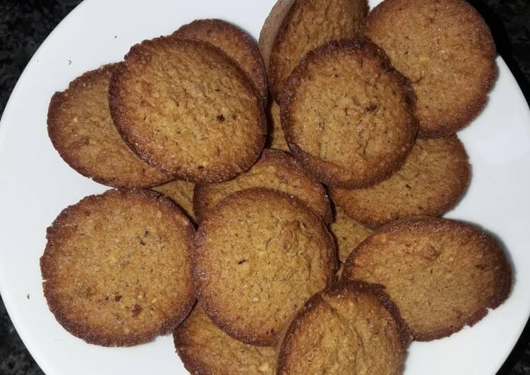 Recette Des Biscuits de Pain Sec