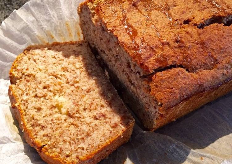 Banana bread (Healthy GF version)