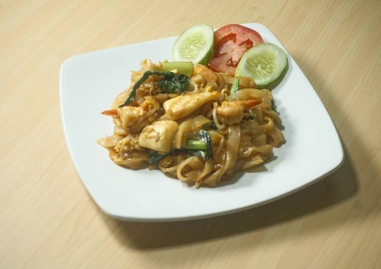 Kwetiau Goreng Seafood ala REMPAH NUSANTARA