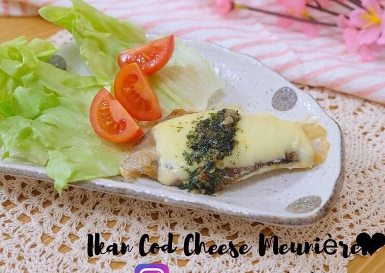 Resep Ikan Cod Cheese Meunire