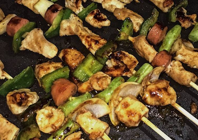 Cara Menyiapkan Last minute BBQ grill Untuk Pemula!