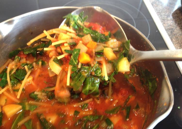How to Prepare Ultimate Minestrone Soup
